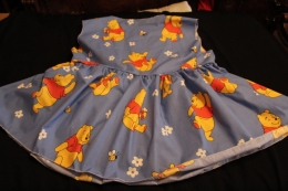 winnie the pooh adult baby c.d. dress